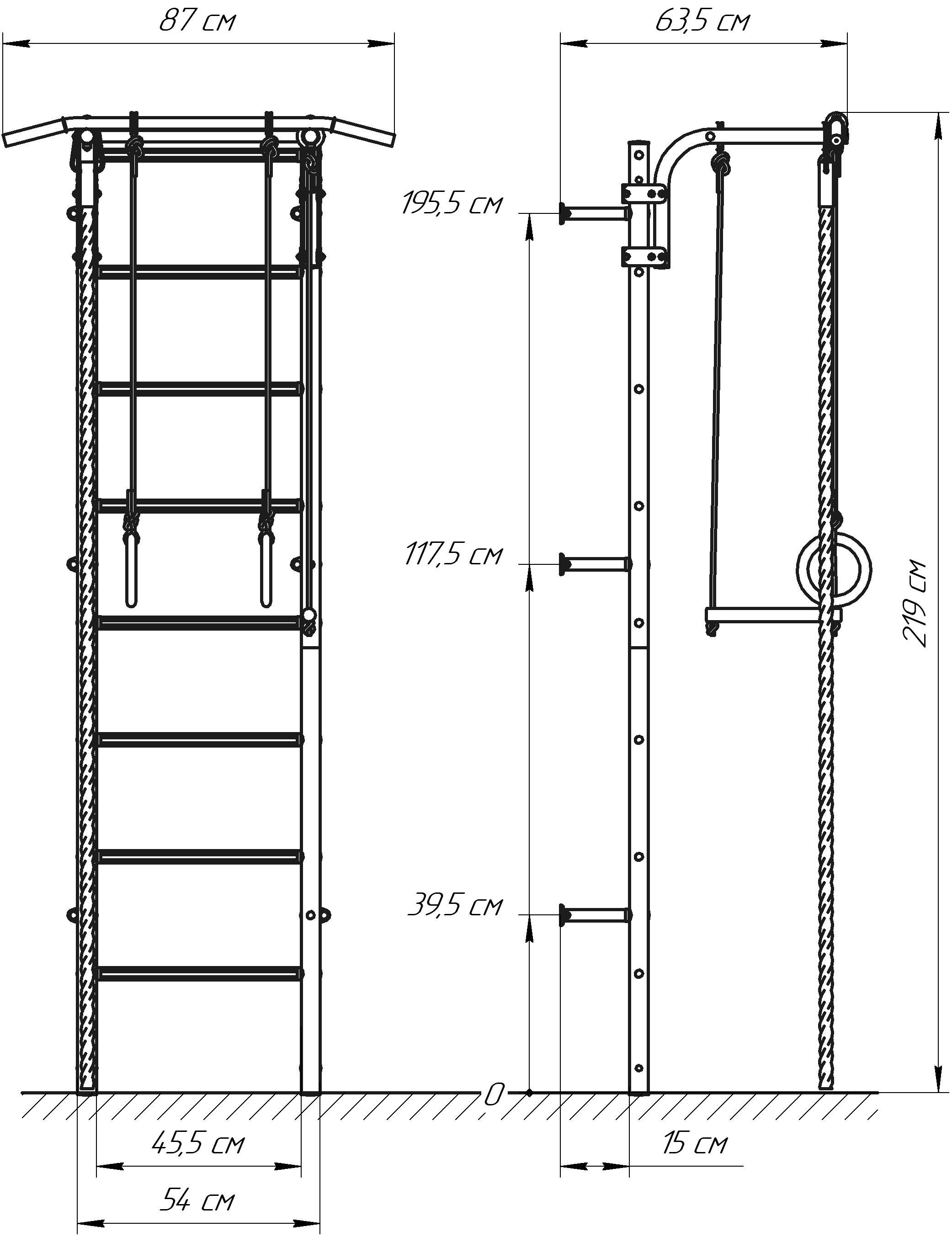 ДСК АТЛЕТ-1 схема